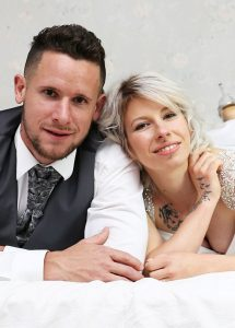 wedding planner shooting portrait